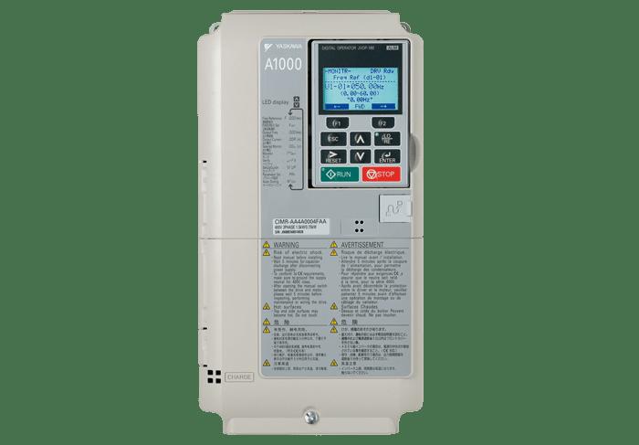 Frequenzumrichter A1000 Frei WEB
