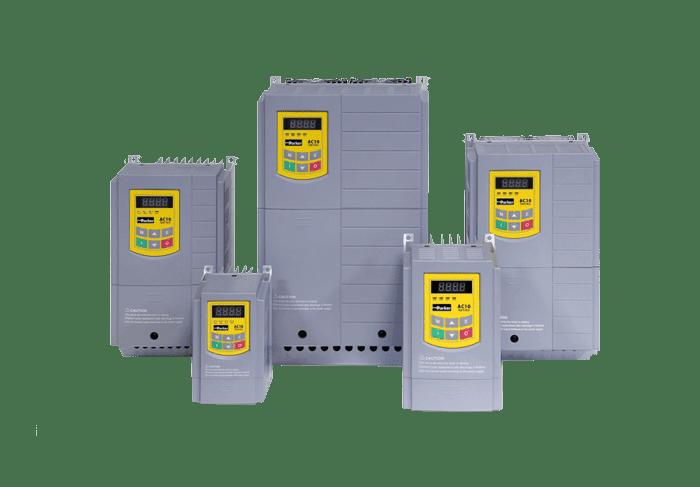 Frequenzumrichter AC10 WEB
