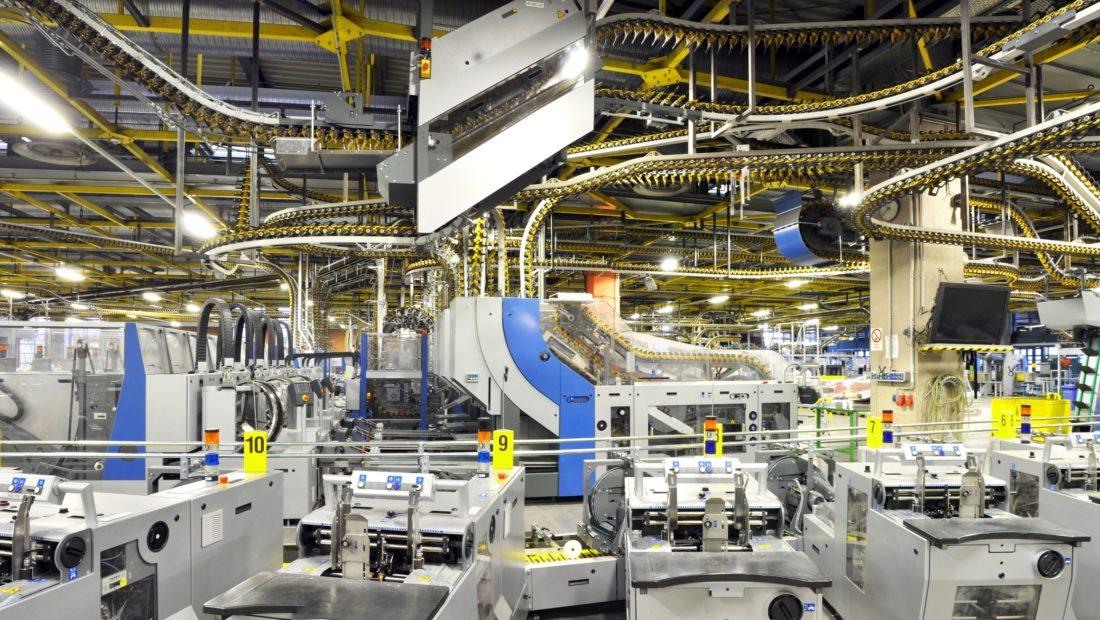 Robotik & Automatisierung Foto im Text _Modernisierung v. Industrieanlagen
