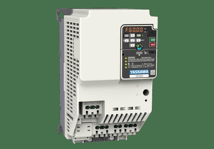 Frequenzumrichter-GA500-WEB