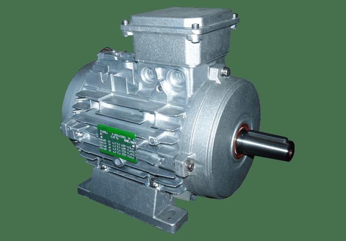 Holztrocknermotoren HT Motor