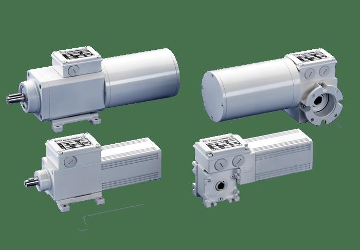 Mini Motoren IP67