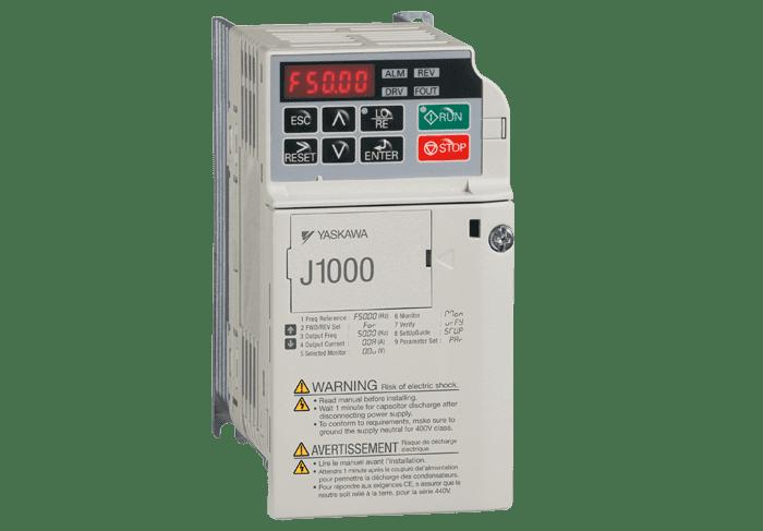 Frequenzumrichter J1000 Frei WEB