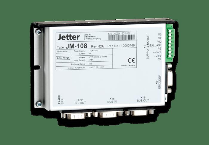 Servoantriebe JM 108 WEB