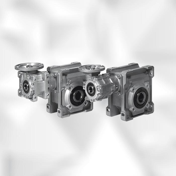 Getriebe Antriebstechnik DoppelSchneckengetriebe