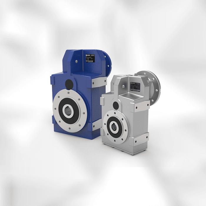 Getriebe Antriebstechnik Flachaufsteckgetriebe