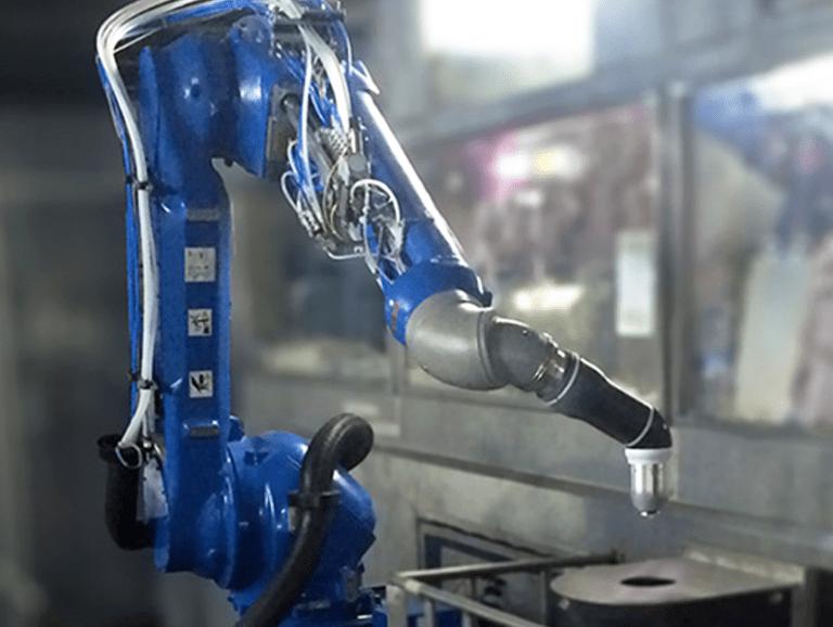 Robotiklösungen 4.0 Lackieren Web