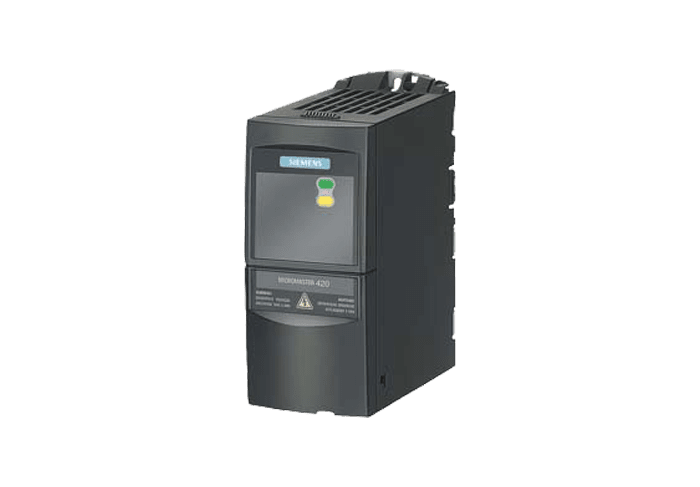 Ansicht Frequenzumrichter Micromaster