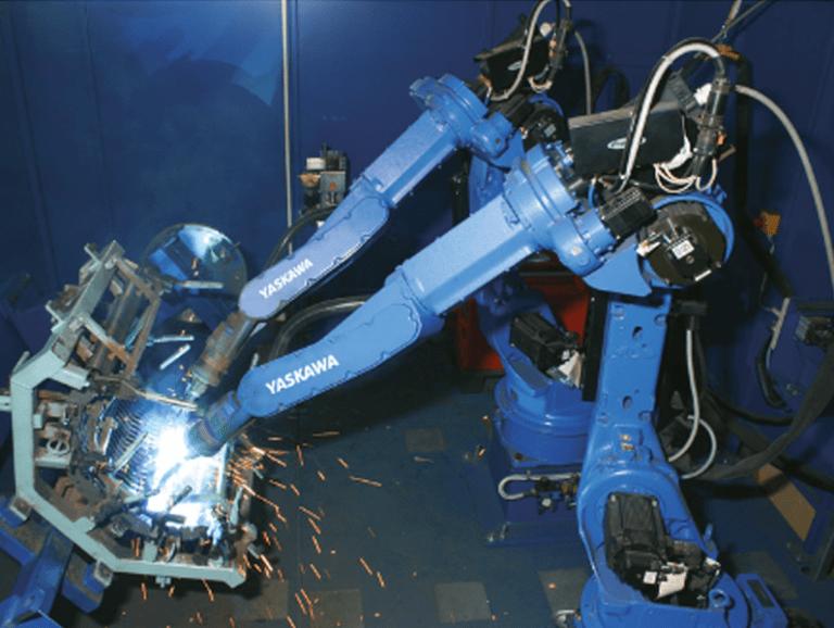 Robotiklösungen 4.0 Schweissen web