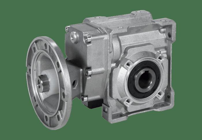 Stirnradschneckengetriebe Serie H