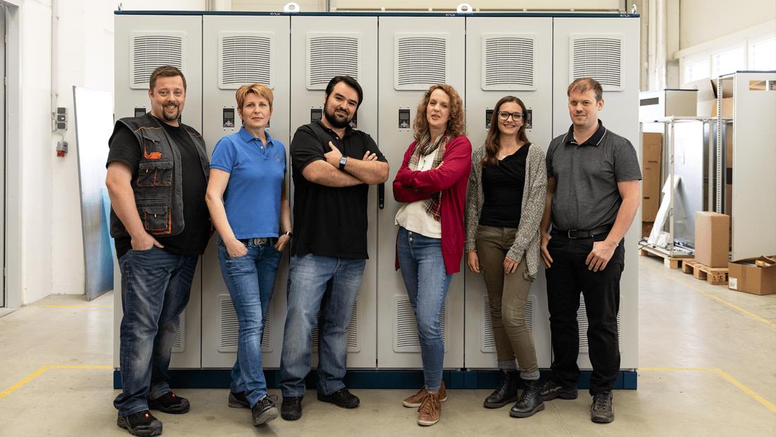 Photo Team Schaltschrankbau