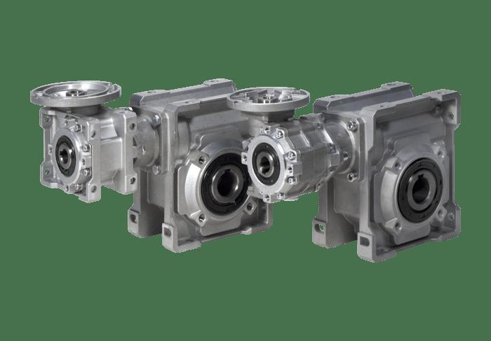 Doppelschneckengetriebe XX_KX_KK Serie FREI