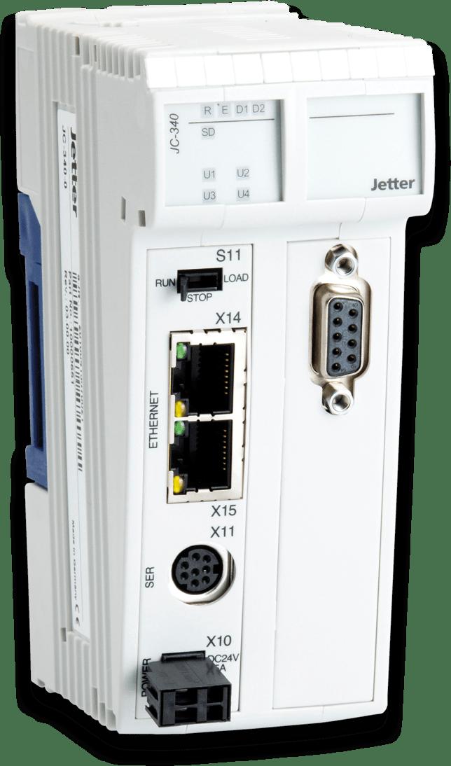 Steuerungen jc-340 WEB